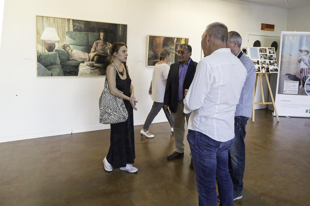Abierto el plazo para presentar obras al IV Premio Internacional de Pintura Pepa Pinto