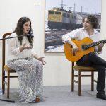 Actuación de Inma Zarandieta y Carmelo Picón