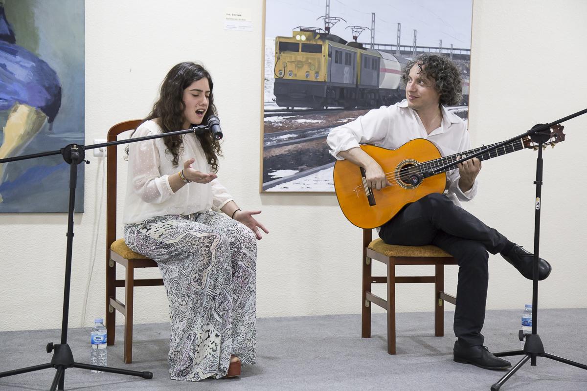 Impulso a las jóvenes promesas de la creación artística en el acto de entrega de premios del IV Certamen Internacional de Pintura Pepa Pinto