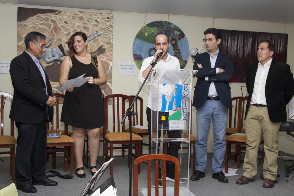 Emotivo acto de entrega de premios del II Certamen de Pintura Pepa Pinto