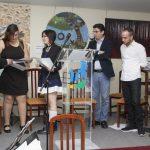 Entrega de premios a los ganadores de la II edición