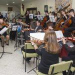 Vista general del concierto de la Orquesta de Cámara Manuel de Falla