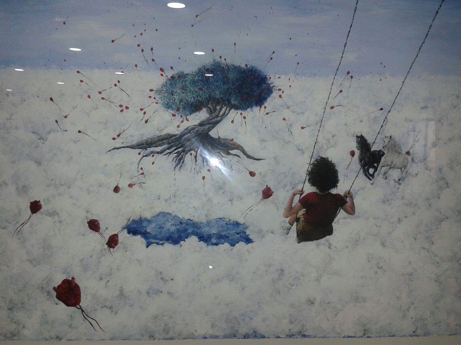 Claudia Suárez, ganadora del III Premio Internacional de Pintura Pepa Pinto
