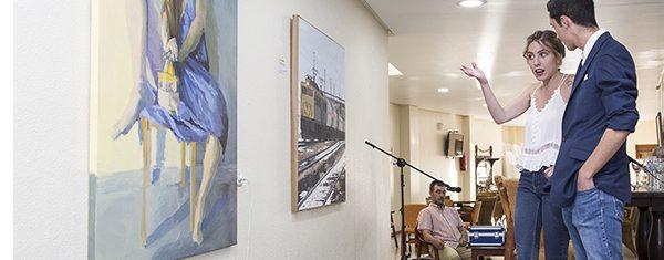 Los dos premiados en la IV edición conversan sobre sus obras